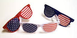 Patriotic: Fourth of July, Labor Day, Memorial Day, & Veteran's Day Accessories