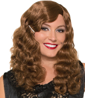 Roaring 20's Socialite Wig