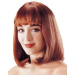 Peggy Sue Natural Red Ladies Wig