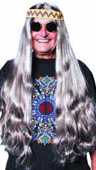 Hippie Wig Gray