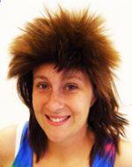 London Punk Wig