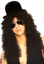 Curly Rocker Wig