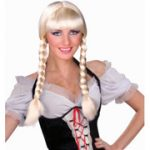 Inga Braided Blonde Wig