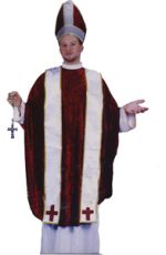 Cardinal Costume with Mitre