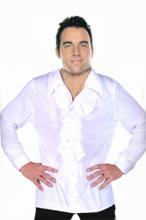 Mens Allure Pirate Shirt - White