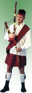 Scottish Highlander Kilt