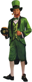 Mr. Leprechaun Irishman Costume