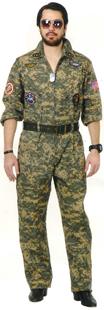 Top Gun Camouflage Jumpsuit