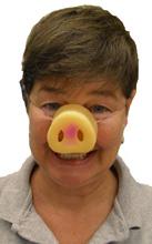 Vinyl Pig Nose