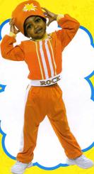 DJ Lance Rock Y - Yo Gabba Gabba Costume