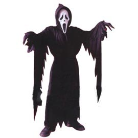 Scream Stalker Costume