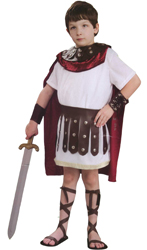 Ancient Ages: Caveman, Greek, Egyptian, Roman & Viking Children's Costumes
