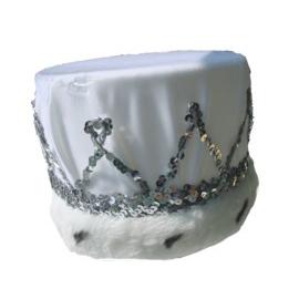 White Velvet Crown