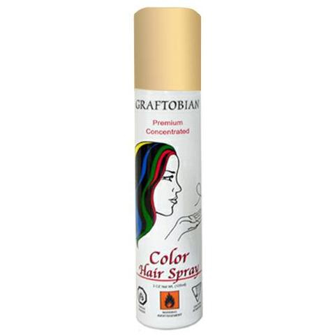 Hair Color & Glitter Spray