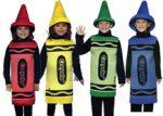 Crayola Crayon Kids Costumes