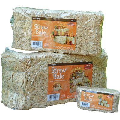Natural Straw Bale