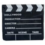 Hollywood Action Clapper Board
