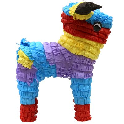 Bull Pinata Cinco De Mayo Birthday Party Game