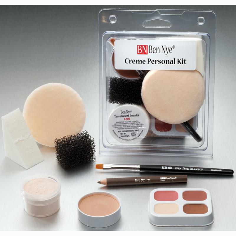 Ben Nye Personal Kits Student Makeup