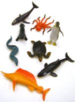 Rubber Ocean Animals - Assorted Styles