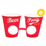 beer pong eye glasses costume accessory