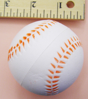 Relaxable Squeeze Baseball