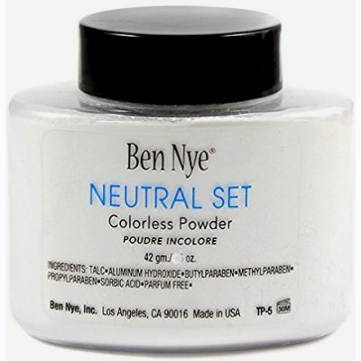 Neutral set ben nye powder