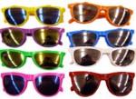 Flip Up Solid Color Sunglasses