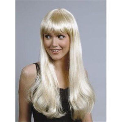 Sharon long blonde wig