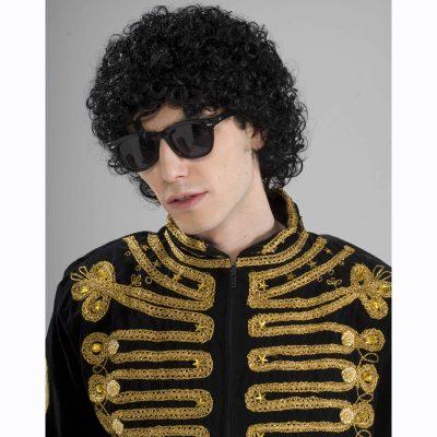 Pop King Wig