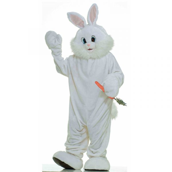 Easter Bunny Costume All White