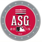 All Star Game Pin 2015
