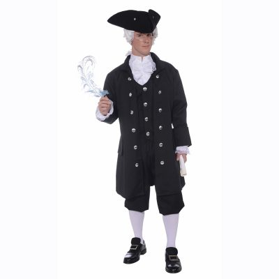 Founding fathers adult costume
