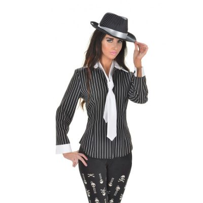 Lady Gangster Fitted Shirt