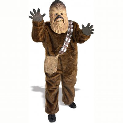 Adult Chewbacca Costume