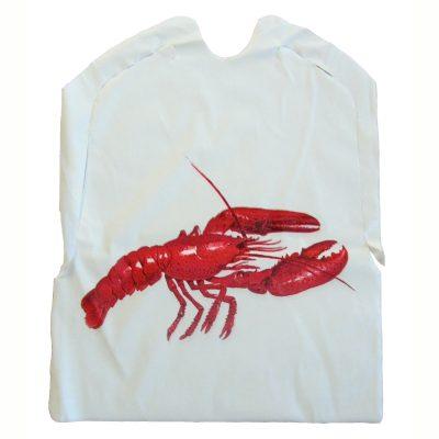 Plastic Disposable Lobster Bib