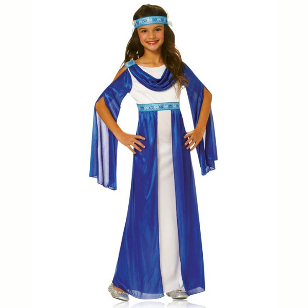 Child Greek Empress Costume