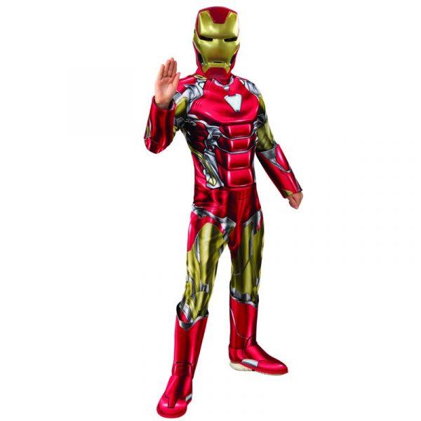 Ironman Avengers Child Costume