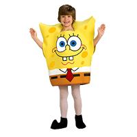 Child SpongeBob Costume