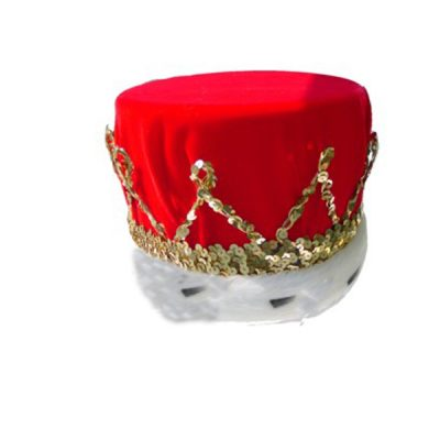 Kings Crown Red Gold