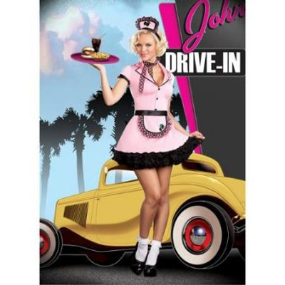 sherri cola car hop costume