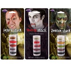 Stacked Makeup Kits