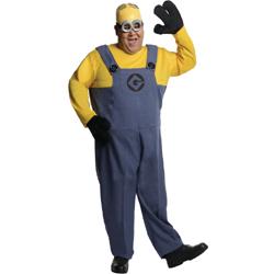 Minion Dave Plus Size Costume