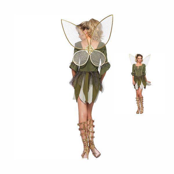 Rebel Tink Tinkerbell Halloween Costume