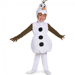 Olaf Toddler Costume