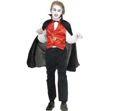 Child's Vampire Costume