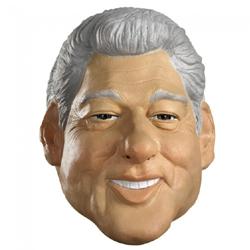 Bill Clinton Full Face Mask