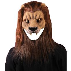 Lion Mask and Mane