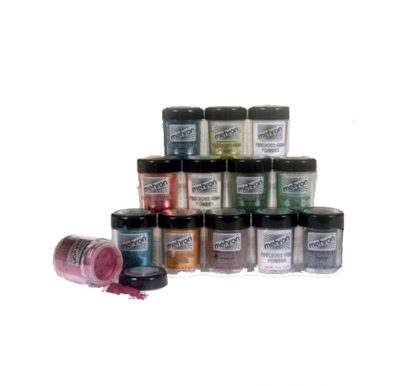 Mehron precious gem powder make up