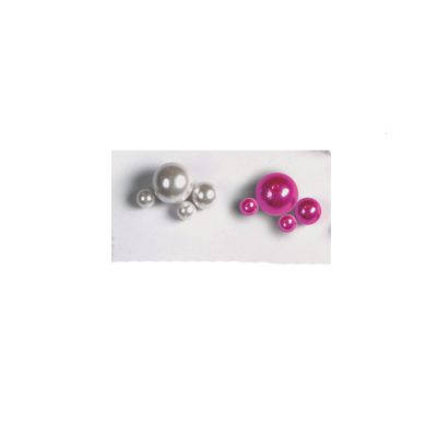 Assorted Loose Decorative Pearl Beads